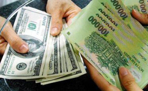 Bơm tiền cứu tỉ giá có tác dụng trong ngắn hạn
