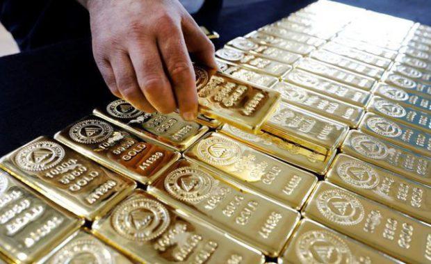 Giá vàng xác lập đỉnh mới năm 2019